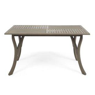 Breakwater Bay Balceta Wooden Dining Table