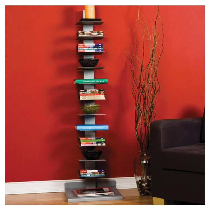Zipcode Design Bearman Accent Shelves Bookcase