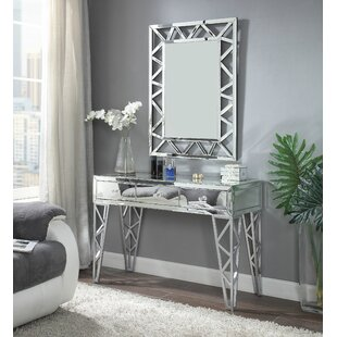 Edmondo Console Table by House of Hampton Savings