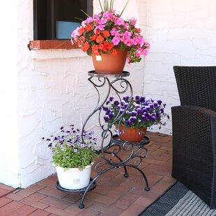 Lymingt 3 Tier Indoor/Outdoor Plant Stand
