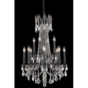 Utica 12-Light Candle Style Chandelier by Astoria Grand