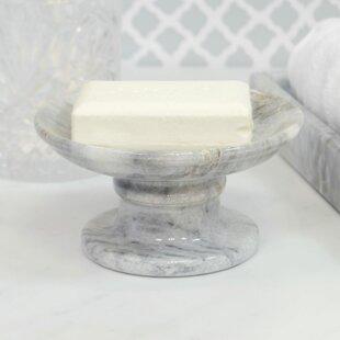 Marble Soap Dish Countertop Bath Accessories You Ll Love In 2021 Wayfair