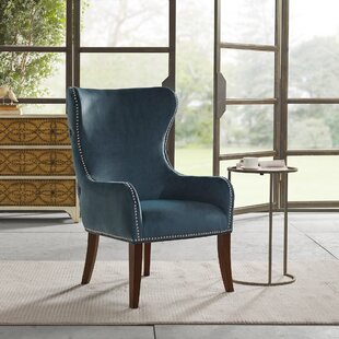 Find the perfect Garrison Wingback Chair by Darby Home Co Reviews (2019) & Buyer's Guide