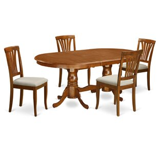 Newton 5 Piece Dining Set by Wooden Importers Looking for