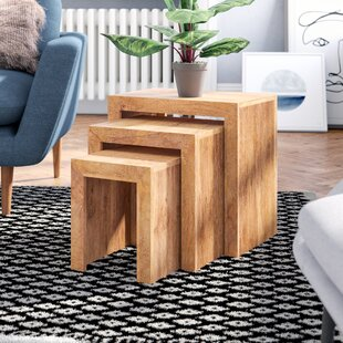 Adeliza 3 Piece Nest Of Tables
