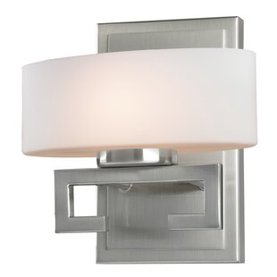 Imler 1-Light Bath Sconce by Orren Ellis