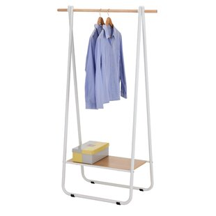 Jabari 90cm Wide Clothes Rack By Isabelline