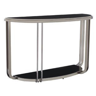 Amber Console Table by Wade Logan