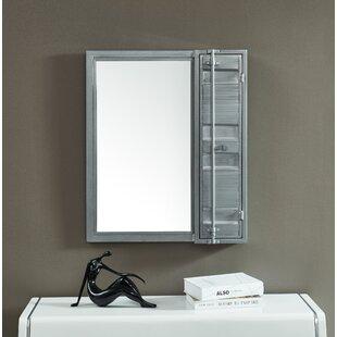 Orren Ellis Teran Wall Mirror