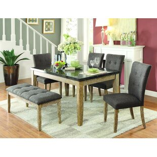 Emington 6 Piece Dining Set by Laurel Fou..