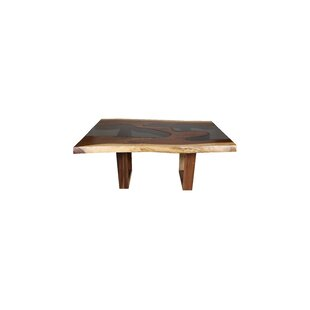 Loon Peak Jaquelin Live Edge Dining Table