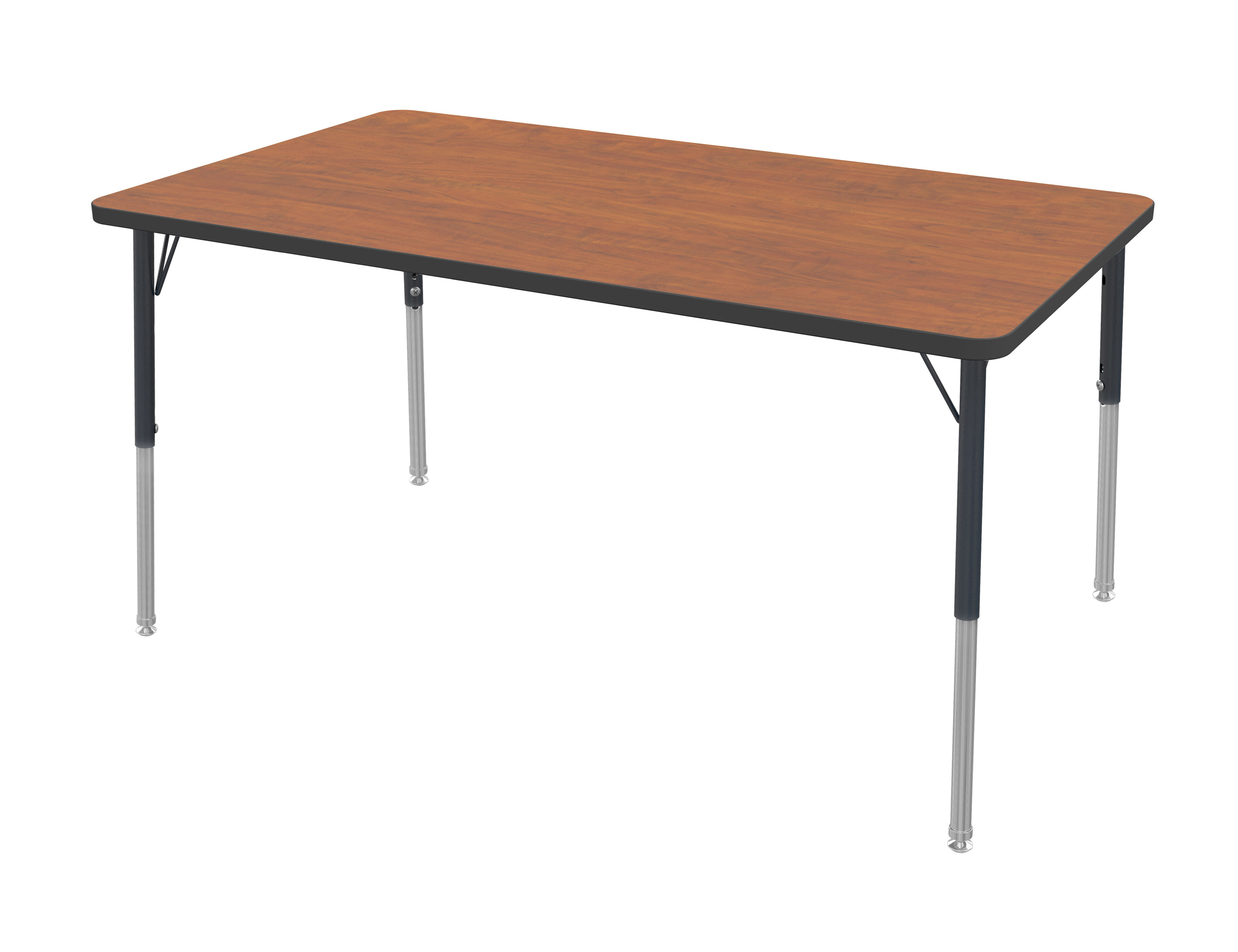 Marco group 72 x 36 rectangular activity table wayfair for Dining room tables 36 x 72