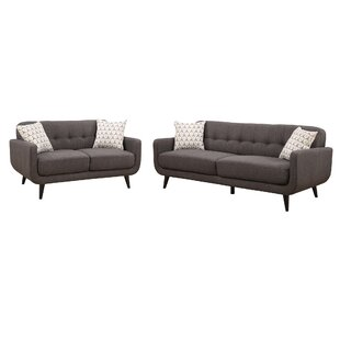 Tifton 2 Piece Living Room Set by Ivy Bronx
