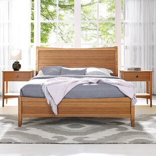 Eco Ridge by Bamax Willow Panel Bed