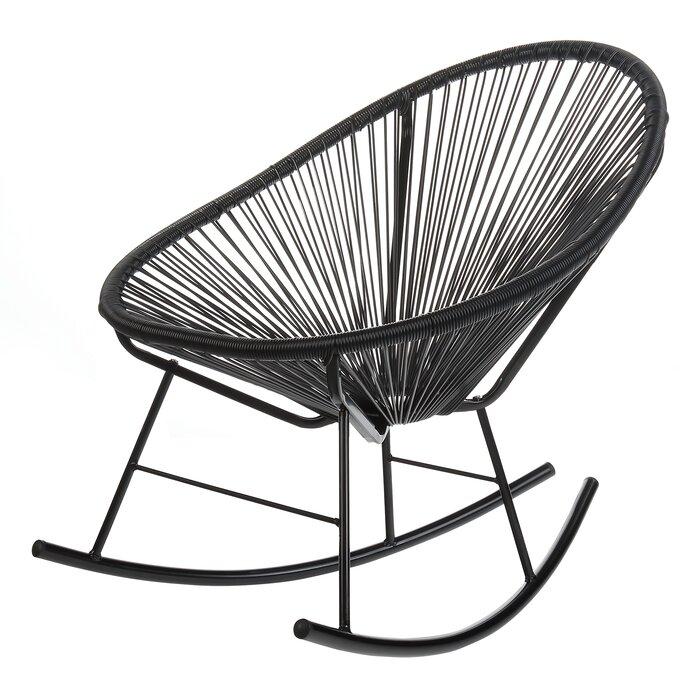 PoliVaz Design Tree Home Acapulco Rocking Chair & Reviews | Wayfair.ca