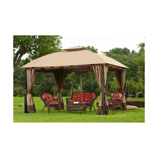 Replacement Canopy for South Hampton Gazebo by Sunjoy