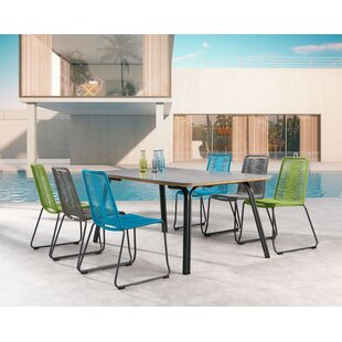 Chapelton 6 Seater Dining Set By Sol 72 Outdoor