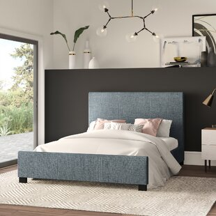 Nordquist Upholstered Platform Bed