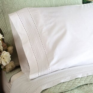 Tailored Pinafore 300 Thread Count Cotton Sheet Set By Taylor Linens