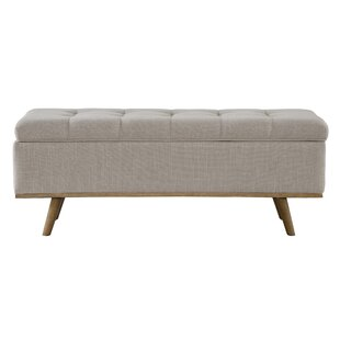 Valerio Upholstered Storage Entryway Bench