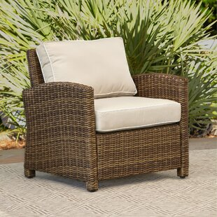 Dark Brown Wicker Chairs Wayfair