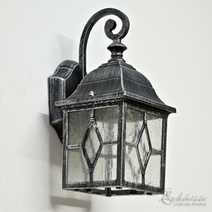 Cowan Outdoor Wall Lantern By Brambly Cottage