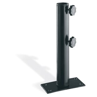 Eastleigh Market Steel Mounted Umbrella Base