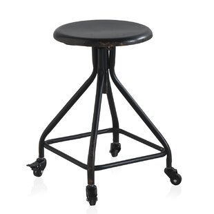 Branum Height Adjustable Bar Stool By Williston Forge