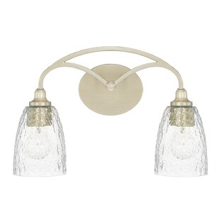 Find the perfect Robin 2-Light Vanity Light By House of Hampton
