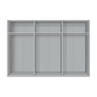 Mueller 3 Door Sliding Wardrobe By Ebern Designs