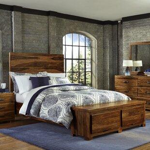 Baltusrol Storage Panel Bed by Loon Peak