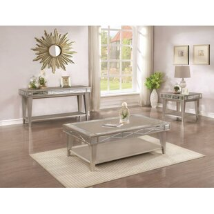 Rosdorf Park Darrell 3 Piece Coffee Table Set