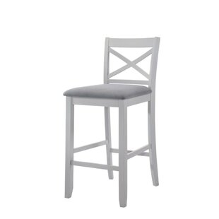 Noor Bar Stool (Set of 2) Alcott Hill