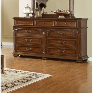 Gusman 9 Drawer Dresser