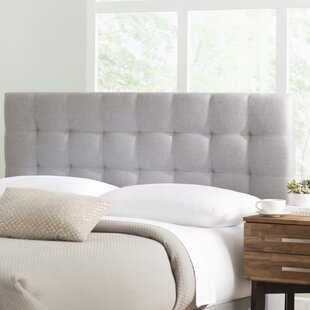 Ebern Designs Decker Upholstered Panel Headboard