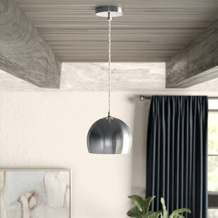 Rosendahl 1-Light Pendant by Orren Ellis