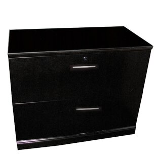 Mayline Group Sorrento Series 2-Drawer La..