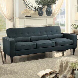 Shop Coleg Button Tufted Sofa by Ivy Bronx
