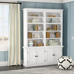 Home Library Wall Units Wayfair