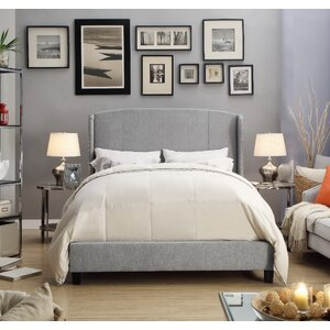 Chavelle Upholstered Panel Bed