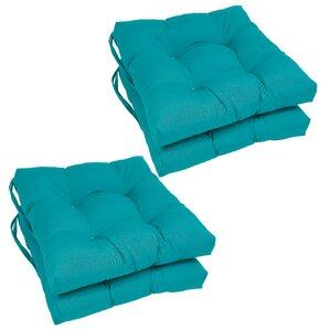 Aguiar Dining Chair Cushion  Set of 4 Patio Furniture Cushions   Joss   Main. Pink Dining Chair Cushions. Home Design Ideas