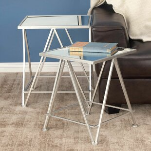 Metal End Table ByCole & Grey