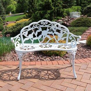 Montezuma Garden Bench