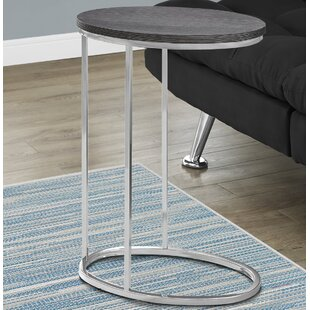 Monarch Specialties Inc. Oval End Table