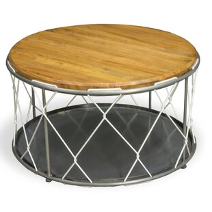Clevedon Solid Wood Coffee Table By Homestead Living
