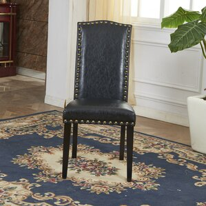Elegant Parsons Chair (Set of 2) by Bellasario Collection