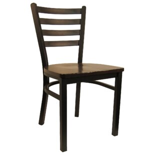 Reviews Ladder Solid Wood Dining Chair (Set of 2) by H&D Restaurant Supply, Inc. Reviews (2019) & Buyer's Guide