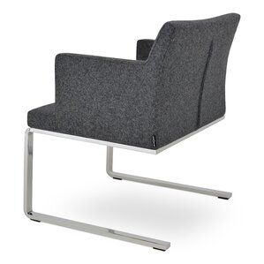 Soho Lounge Flat Arm Chair by sohoConcept
