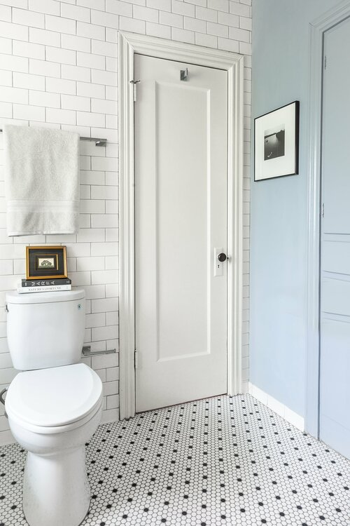 Shop this Room - Modern Farmhouse Bathroom Design