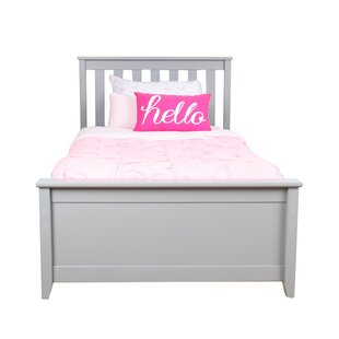 Online Reviews Solid Wood Twin Platform Bed with Trundle Frame by Max & Lily Reviews (2019) & Buyer's Guide
